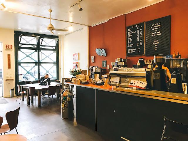 オスロ・コーヒー・ロースターズ(Oslo Coffee Roasters)