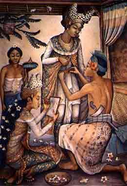 Arja, Teater Tradisional Khas Bali