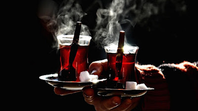 ÇAYİP: Çay İçme Partisi
