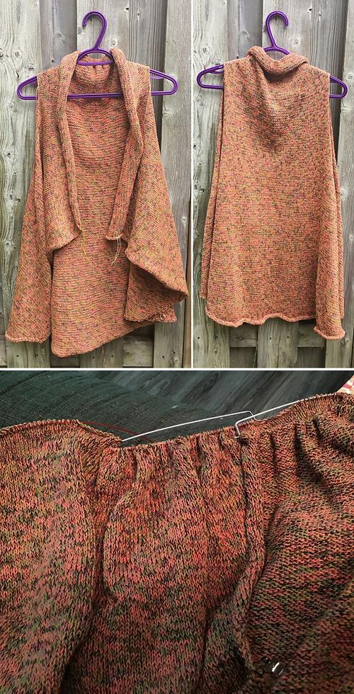 Briarfield Vest - Knitting Pattern