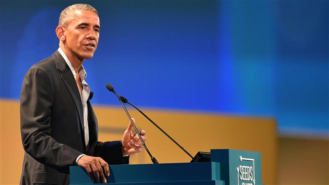 Former US President Barack Obama begins lucrative job as Wall Street speaker