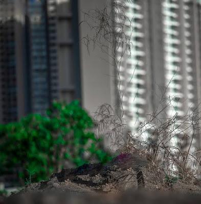 Dark Building Blur New CB Background Gopal Pathak