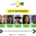Ato Ulzen-Appiah & Buumba Malambo Voted 2018 African Youths of the Year