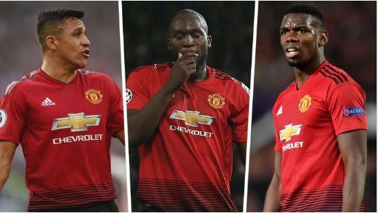 It Was Always Me, Pogba Or Sanchez To Blame! - Lukaku Hits Out At Man Utd Fans