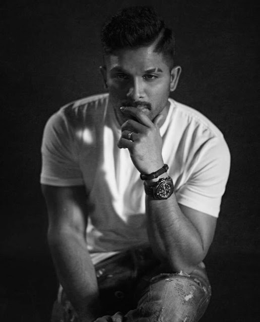 Allu Arjun Full HD Wallpaper Download
