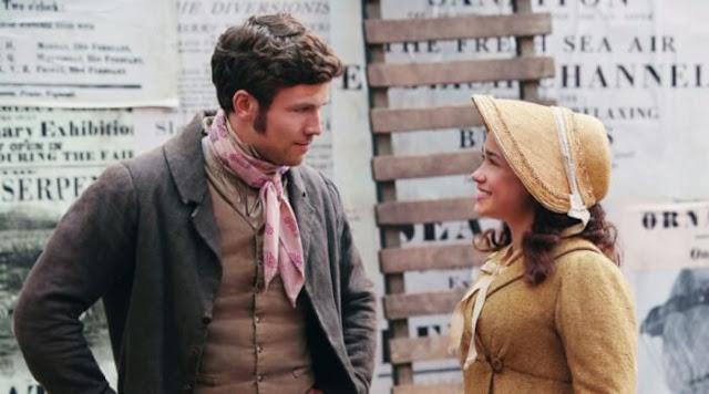 Sidney y Charlotte romance en Sanditon