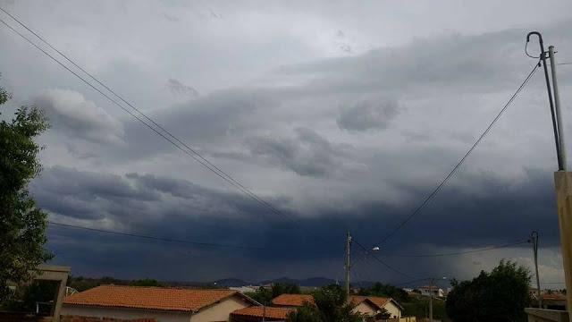 Previsão aponta pancadas de chuva para Malhada de Pedras e região circunvizinhas a partir do dia 21