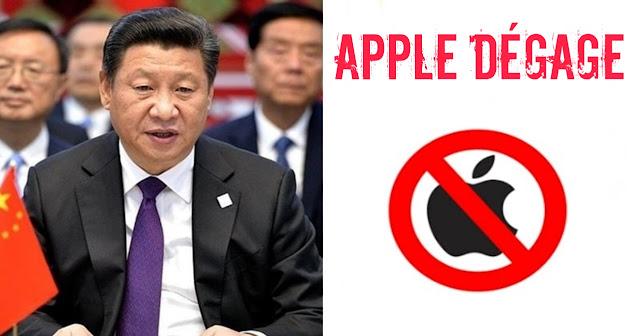 Après Huawei, la Réponse de gouvernement chinois peut être Catastrophique pour Apple .