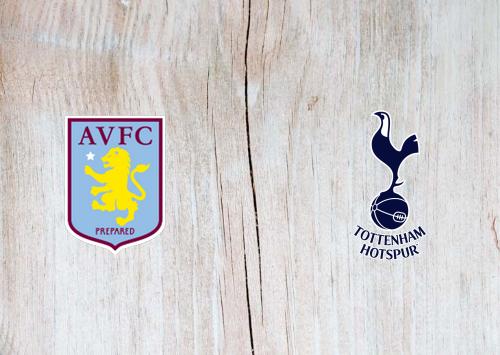 Aston Villa vs Tottenham Hotspur -Highlights 21 March 2021