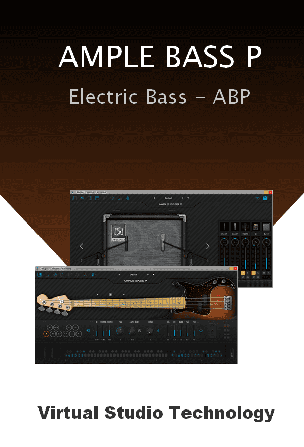 Ample Bass P III v3.1.0 Windows