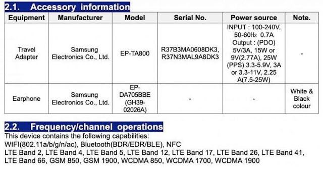 SAMSUNG GALAXY M51 APPEARS ON FCC BEARING 25W FAST-CHARGING SUPPORT