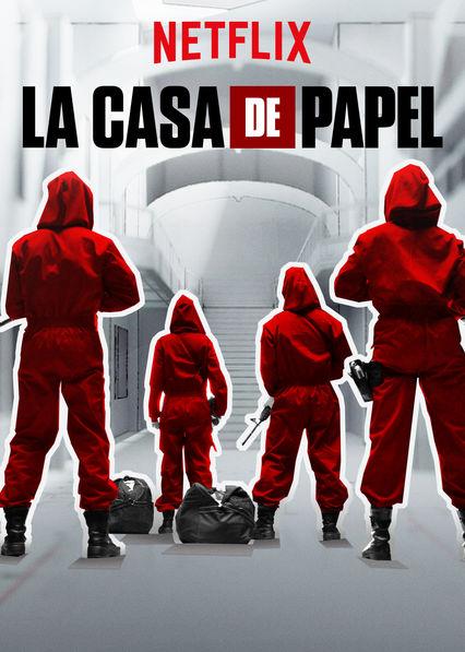 temmabookclub: LA CASA DE PAPEL - SEASONS 1 & 2