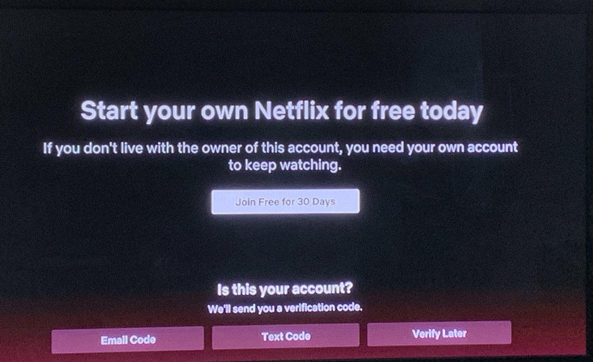 Netflix 訂閱
