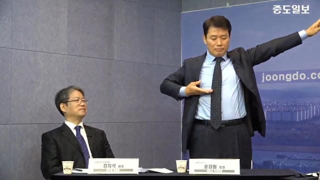 Truyền hình Hàn Quốc: Hướng dẫn tập Pháp Luân Công, tăng khả năng đề kháng virus Vũ Hán