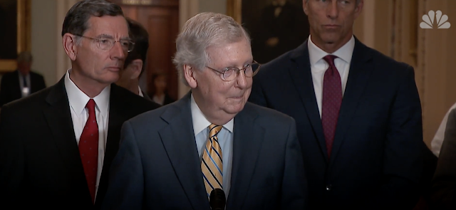 Senator Mitch McConnell Claims He And Barack Obama Are 'Descendants Of Slaveowners