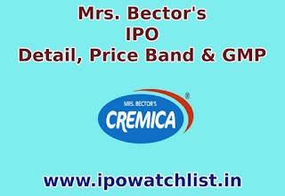 Mrs bectors ipo allotment