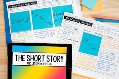 Strategies for Teaching Short Stories and Literary Analysis
