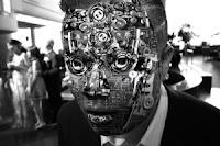insan ve robot karışımı sibernetik organizma