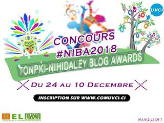 TONPKI NIHIDALEY (#NIBA 2018)