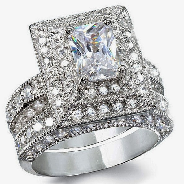 Latest Fashion World: Most Beautiful Engagement Rings For