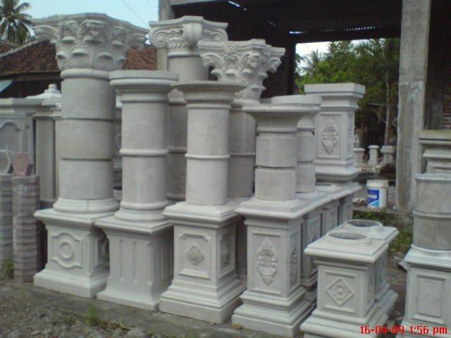Sanjaya Profil Beton: Sample Ditoko Joho