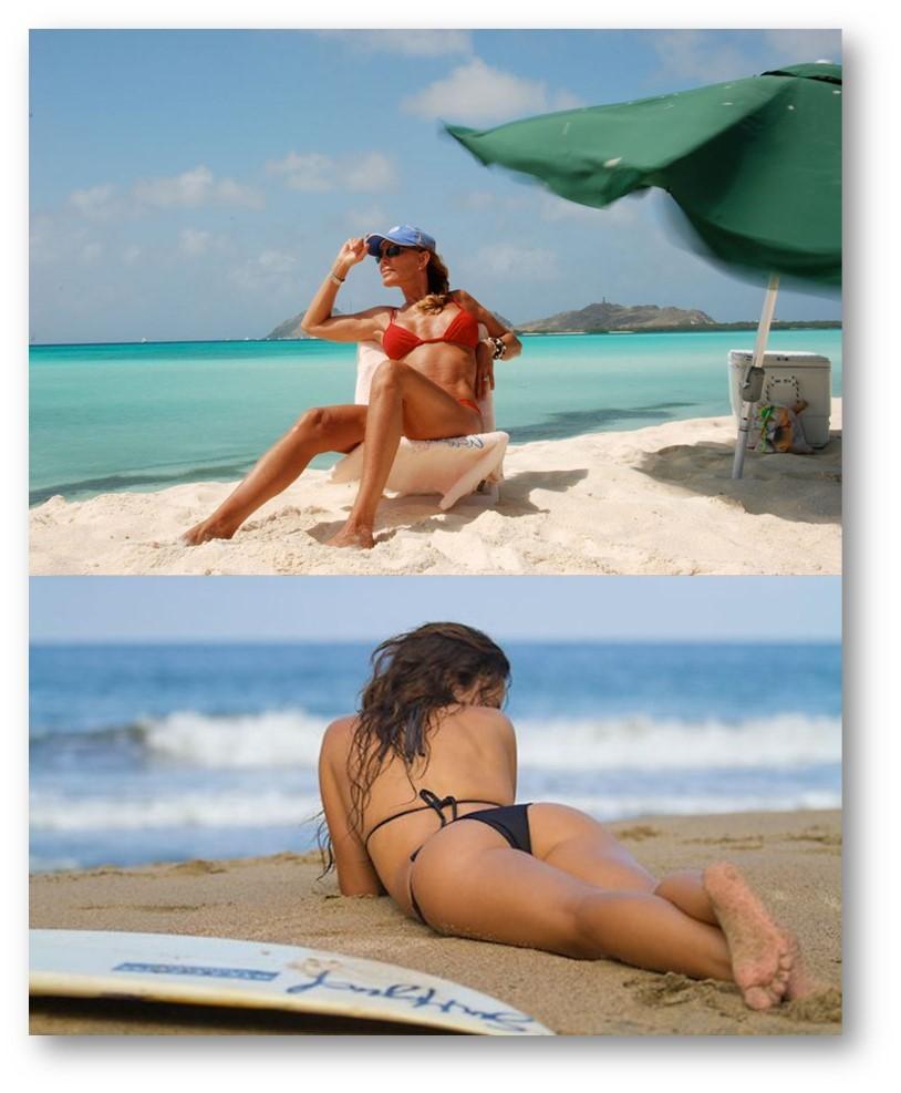 Estas son las playas nudistas gays más famosas de