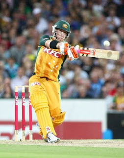 David Warner 18-Ball 2nd Fastest Ever T20I Fifty Highlights