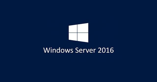 تحميل ويندوز سيرفر Windows Server 2016 بصيغة ISO