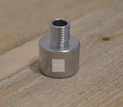 Réducteur de filetage F3/8G vers M10
