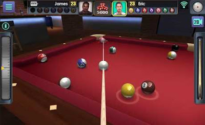 3D Poll Ball APK Mod downloadpermainangratis.com