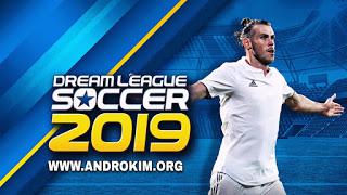 تحميل لعبة Dream League Soccer 2019 - DLS 19  مجانا للاندرويد آخر اصدار 6.06