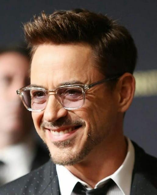 Tony Stark 4K Wallpaper