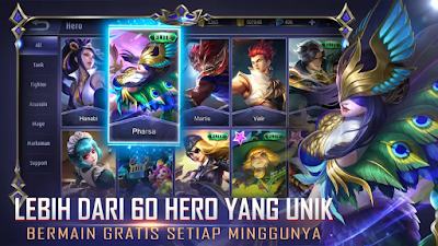 cara hack game mobile legend