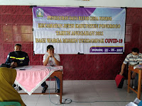 77 Warga desa Winong terima bantuan langsung tunai DD bulan Juni 2021