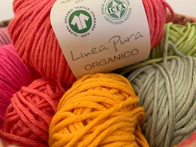 linea pura von lana grossa, verschiedene farben