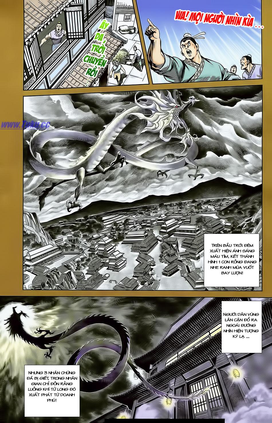 Tần Vương Doanh Chính chapter 4 trang 4
