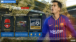 Download DLS Mod PES 2019 by Pietromods Apk Data Obb for Android