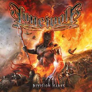 """Ο δίσκος των Lonewolf """"Division Hades"""""""