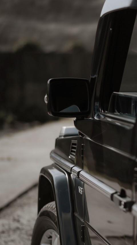 Một Góc Xe Hạng Sang SUV