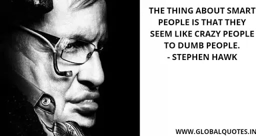 stephen hawking quotes GlobalQuotes