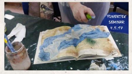 στιγμιοτυπα εργα απο σεμιναριο powertex θεσσαλονικη χειροποιηματα καλλιτεχνικο εργαστηρι calliopes decoupage art
