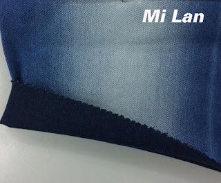 Vải jean cotton thun bé trai S314