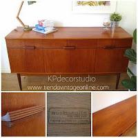 Comprar aparador inglés, muebles vintage. tienda de muebles escandinavos en valencia.
