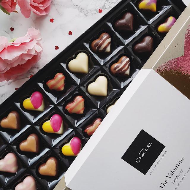 Hotel Chocolat chocolate Valentine's