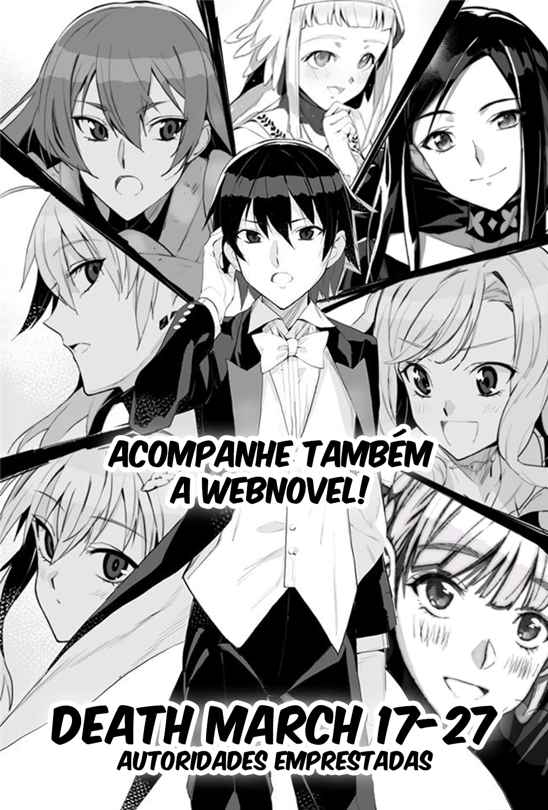 Death March to the Parallel World Rhapsody Mangá Capítulo 58_20