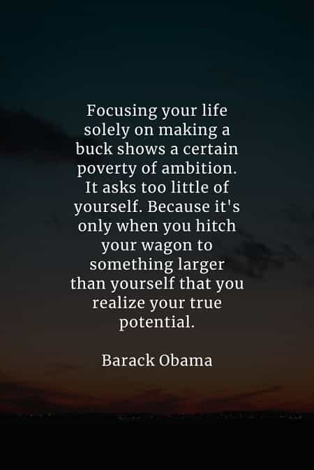 Famous quotes and sayings by Barack Obama