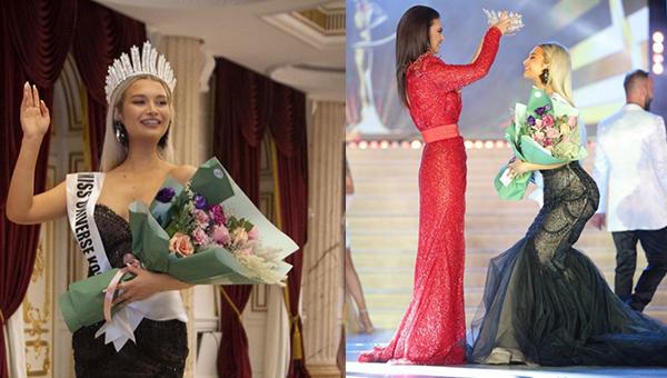 Blerta Veseli es Miss Universe Kosovo 2020