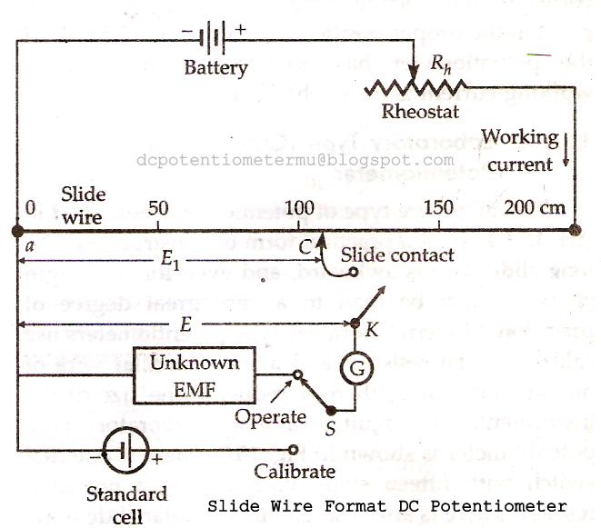 Potentiometer Wiring Connection Diagram | Wiring Diagram ...