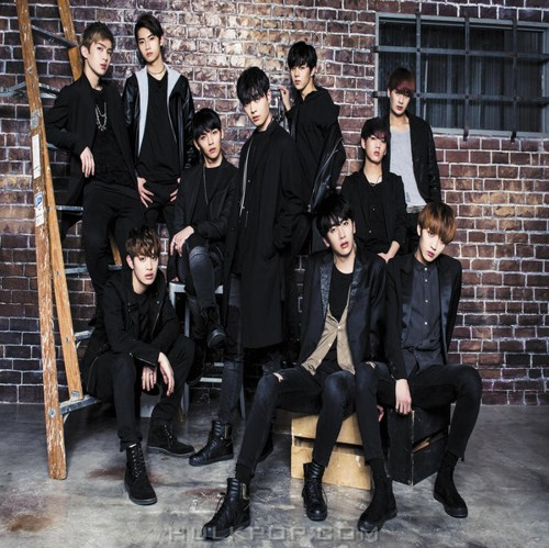 UP10TION – Stand Up – Single