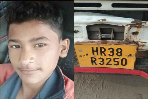 faridabad-bhakhri-village-accident-prince-dead-news